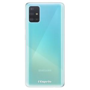 Odolné silikonové pouzdro iSaprio - 4Pure - čiré bez potisku na mobil Samsung Galaxy A51