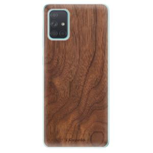 Odolné silikonové pouzdro iSaprio - Wood 10 na mobil Samsung Galaxy A71