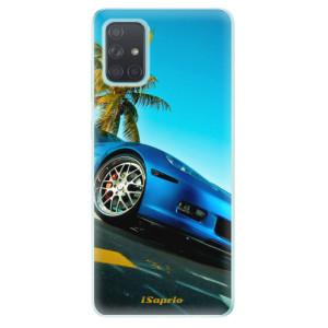 Odolné silikonové pouzdro iSaprio - Car 10 na mobil Samsung Galaxy A71