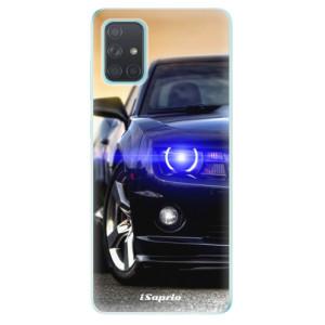 Odolné silikonové pouzdro iSaprio - Chevrolet 01 na mobil Samsung Galaxy A71