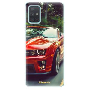 Odolné silikonové pouzdro iSaprio - Chevrolet 02 na mobil Samsung Galaxy A71