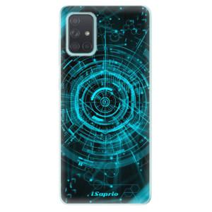 Odolné silikonové pouzdro iSaprio - Technics 02 na mobil Samsung Galaxy A71