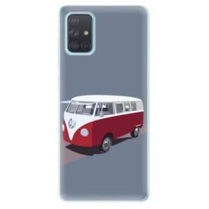 Odolné silikonové pouzdro iSaprio - VW Bus na mobil Samsung Galaxy A71