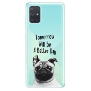Odolné silikonové pouzdro iSaprio - Better Day 01 na mobil Samsung Galaxy A71