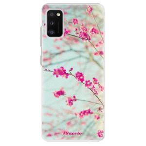 Plastové pouzdro iSaprio - Blossom 01 - na mobil Samsung Galaxy A41