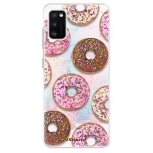 Plastové pouzdro iSaprio - Donuts 11 - na mobil Samsung Galaxy A41