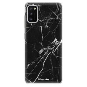 Plastové pouzdro iSaprio - Black Marble 18 - na mobil Samsung Galaxy A41