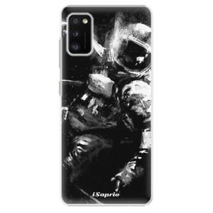 Plastové pouzdro iSaprio - Astronaut 02 - na mobil Samsung Galaxy A41