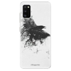 Plastové pouzdro iSaprio - Dark Bird 01 - na mobil Samsung Galaxy A41