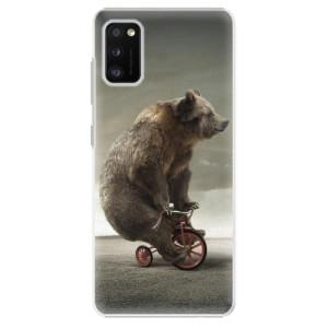 Plastové pouzdro iSaprio - Bear 01 - na mobil Samsung Galaxy A41