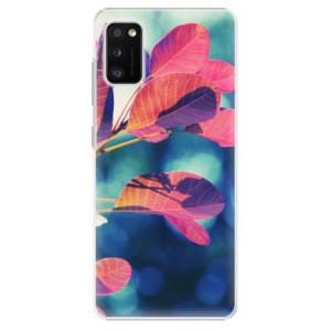 Plastové pouzdro iSaprio - Autumn 01 - na mobil Samsung Galaxy A41