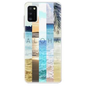 Plastové pouzdro iSaprio - Aloha 02 - na mobil Samsung Galaxy A41