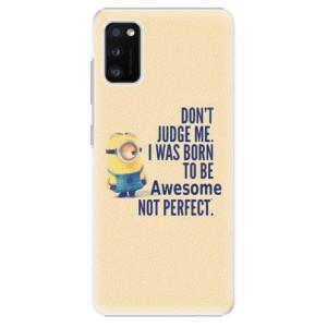 Plastové pouzdro iSaprio - Be Awesome - na mobil Samsung Galaxy A41
