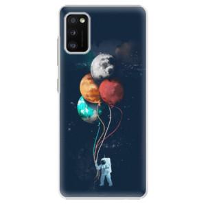 Plastové pouzdro iSaprio - Balloons 02 - na mobil Samsung Galaxy A41