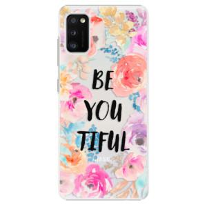 Plastové pouzdro iSaprio - BeYouTiful - na mobil Samsung Galaxy A41