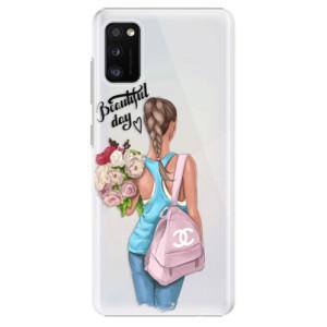 Plastové pouzdro iSaprio - Beautiful Day - na mobil Samsung Galaxy A41 - polslední kus za tuto cenu