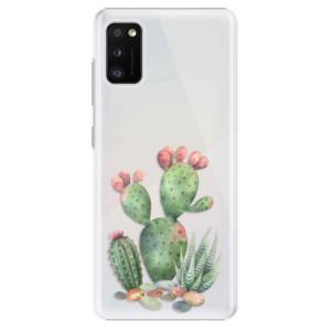 Plastové pouzdro iSaprio - Cacti 01 - na mobil Samsung Galaxy A41