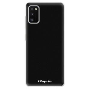 Plastové pouzdro iSaprio - 4Pure - černé - na mobil Samsung Galaxy A41