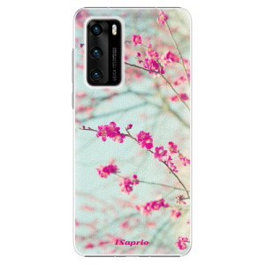 Plastové pouzdro iSaprio - Blossom 01 - na mobil Huawei P40