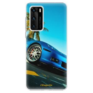 Plastové pouzdro iSaprio - Car 10 - na mobil Huawei P40