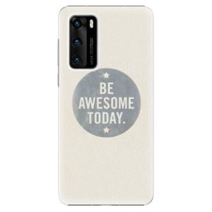 Plastové pouzdro iSaprio - Awesome 02 - na mobil Huawei P40