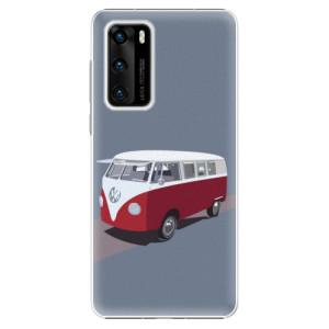 Plastové pouzdro iSaprio - VW Bus - na mobil Huawei P40