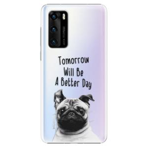 Plastové pouzdro iSaprio - Better Day 01 - na mobil Huawei P40