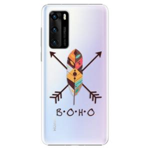 Plastové pouzdro iSaprio - BOHO - na mobil Huawei P40