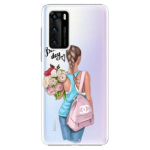 Plastové pouzdro iSaprio - Beautiful Day - na mobil Huawei P40