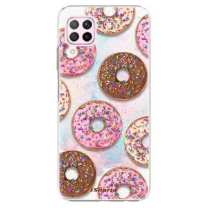 Plastové pouzdro iSaprio - Donuts 11 - na mobil Huawei P40 Lite