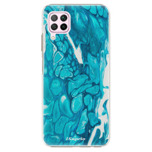Plastové pouzdro iSaprio - BlueMarble 15 - na mobil Huawei P40 Lite