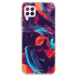 Plastové pouzdro iSaprio - Color Marble 19 - na mobil Huawei P40 Lite