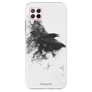 Plastové pouzdro iSaprio - Dark Bird 01 - na mobil Huawei P40 Lite
