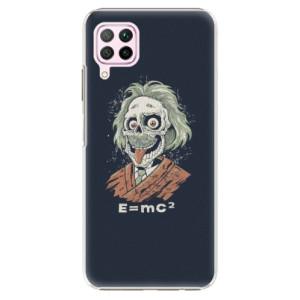 Plastové pouzdro iSaprio - Einstein 01 - na mobil Huawei P40 Lite