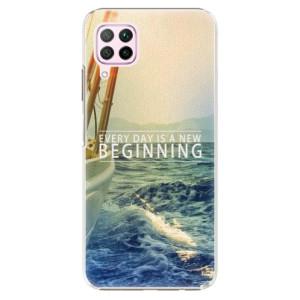 Plastové pouzdro iSaprio - Beginning - na mobil Huawei P40 Lite
