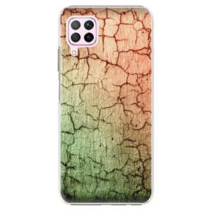 Plastové pouzdro iSaprio - Cracked Wall 01 - na mobil Huawei P40 Lite