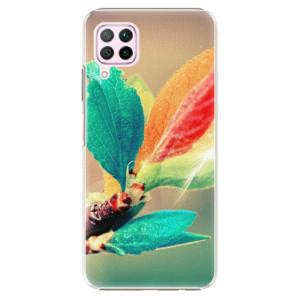 Plastové pouzdro iSaprio - Autumn 02 - na mobil Huawei P40 Lite