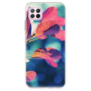 Plastové pouzdro iSaprio - Autumn 01 - na mobil Huawei P40 Lite