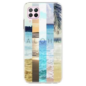 Plastové pouzdro iSaprio - Aloha 02 - na mobil Huawei P40 Lite