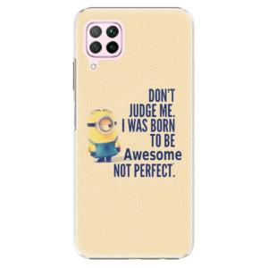 Plastové pouzdro iSaprio - Be Awesome - na mobil Huawei P40 Lite