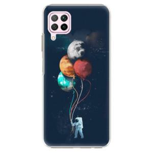 Plastové pouzdro iSaprio - Balloons 02 - na mobil Huawei P40 Lite
