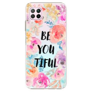 Plastové pouzdro iSaprio - BeYouTiful - na mobil Huawei P40 Lite
