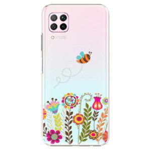 Plastové pouzdro iSaprio - Bee 01 - na mobil Huawei P40 Lite