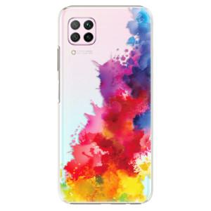 Plastové pouzdro iSaprio - Color Splash 01 - na mobil Huawei P40 Lite