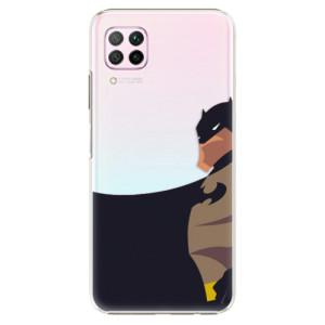 Plastové pouzdro iSaprio - BaT Comics - na mobil Huawei P40 Lite
