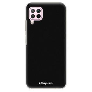 Plastové pouzdro iSaprio - 4Pure - černé - na mobil Huawei P40 Lite