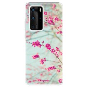 Plastové pouzdro iSaprio - Blossom 01 - na mobil Huawei P40 Pro