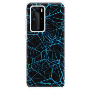 Plastové pouzdro iSaprio - Abstract Outlines 12 - na mobil Huawei P40 Pro