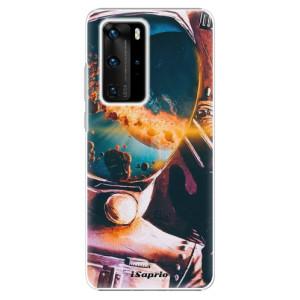 Plastové pouzdro iSaprio - Astronaut 01 - na mobil Huawei P40 Pro