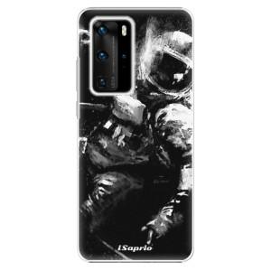 Plastové pouzdro iSaprio - Astronaut 02 - na mobil Huawei P40 Pro